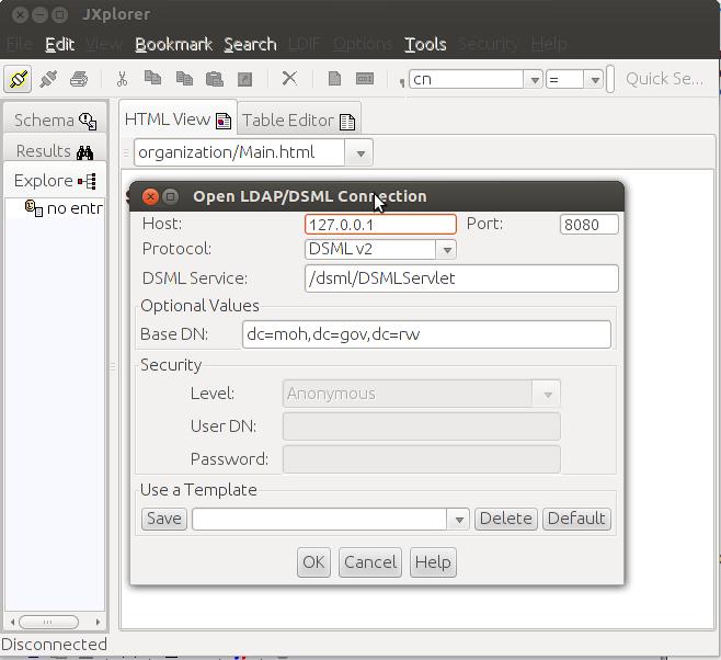 Installing OpenDJ On Ubuntu - IHRIS Wiki